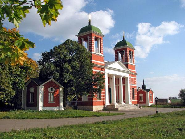Храм Казанской богоматери