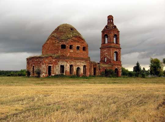 Храм Воскресения, 2009 год