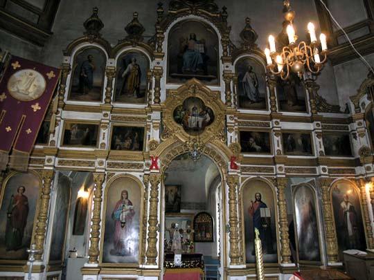 Церковь св.Николая Чудотворца