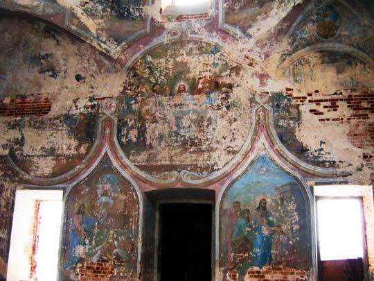 Церковь Казанской Богоматери