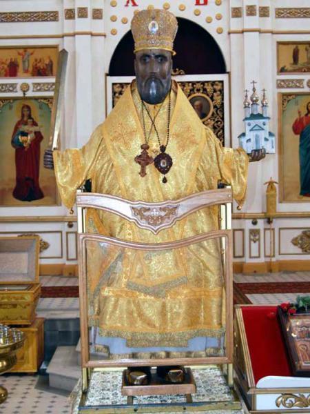 Св.Никола, Ижеславль