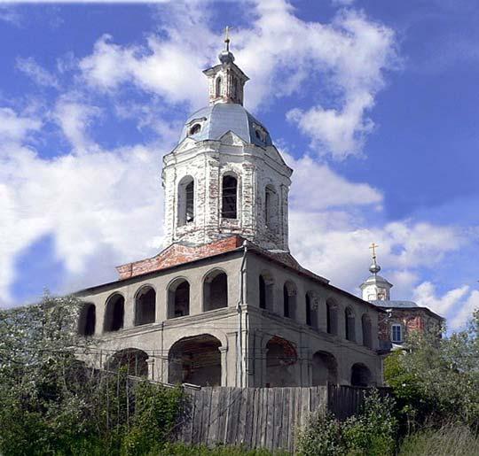 Церковь Троицы в Касимове