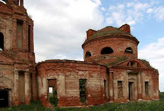 Церковь Федоровская