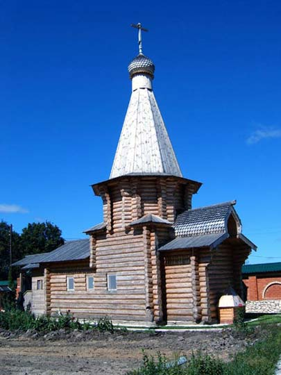 Церковь Флора и Лавра