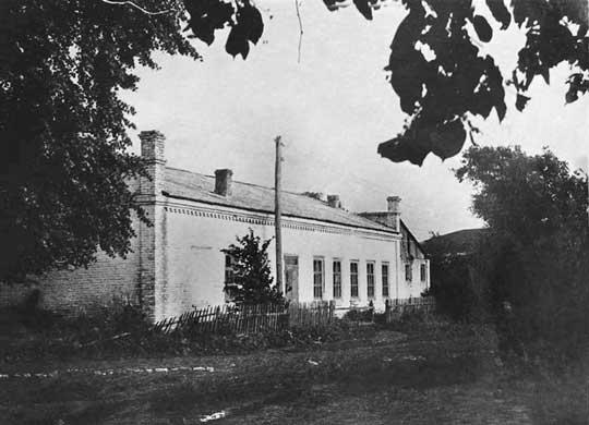 Церковь Преображения. Фото начала 1960-х годов из архива В.Евдокимова