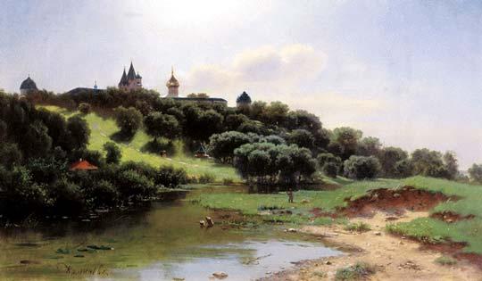 Спасо-Зарецкий монастырь