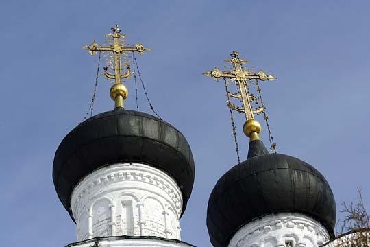 Купола собора Николая Чудотворца