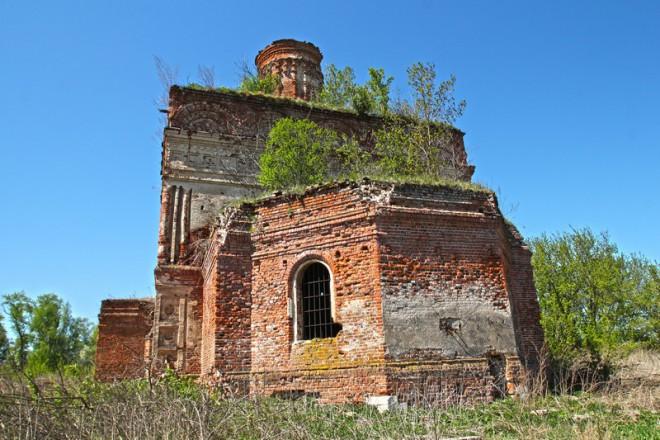 Храм Константина и Елены, фото Константина Шорина