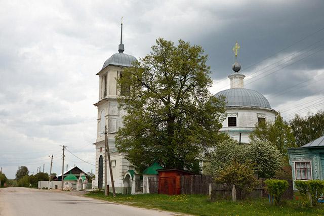 Храм в с. Ардабьево